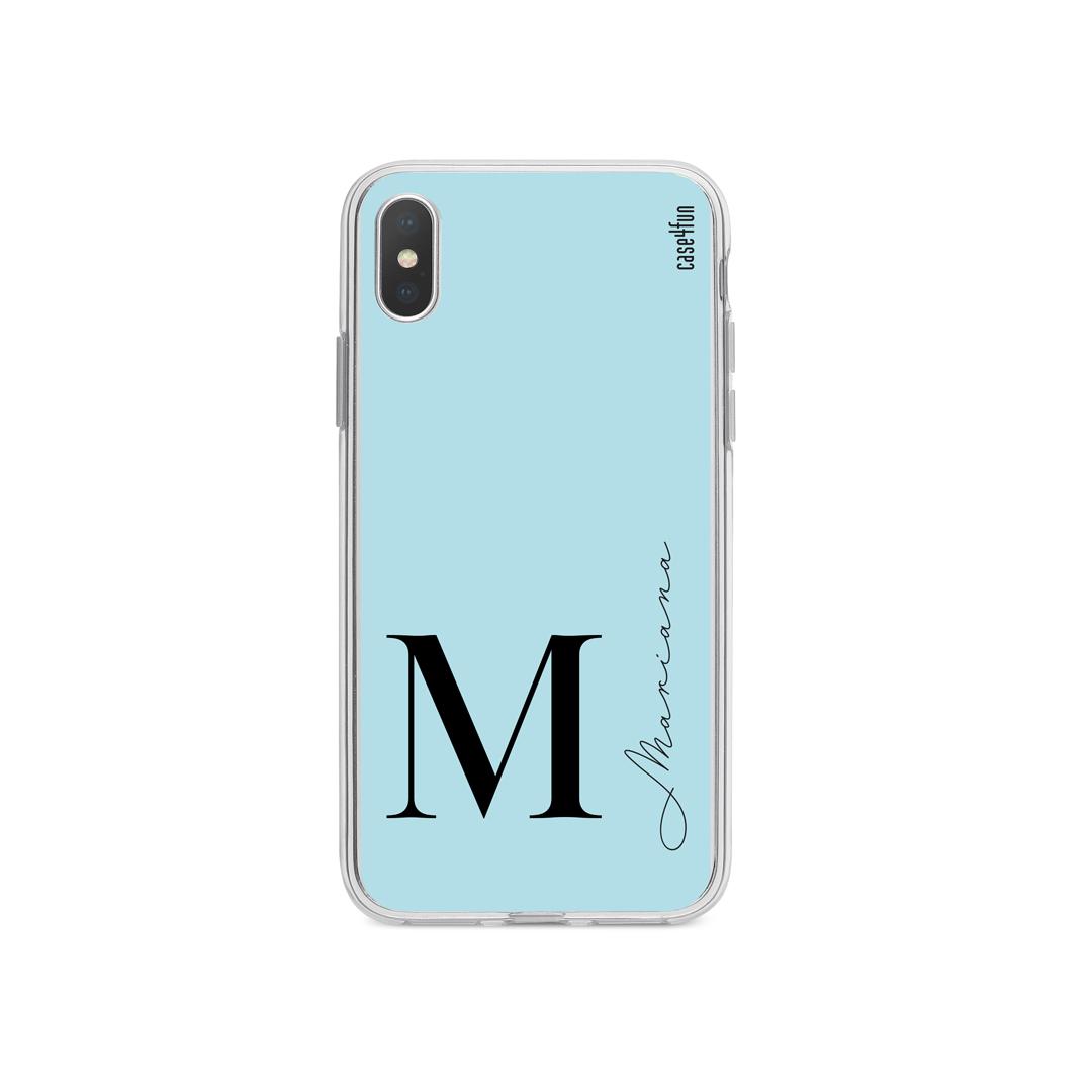 Case Monograma Simple
