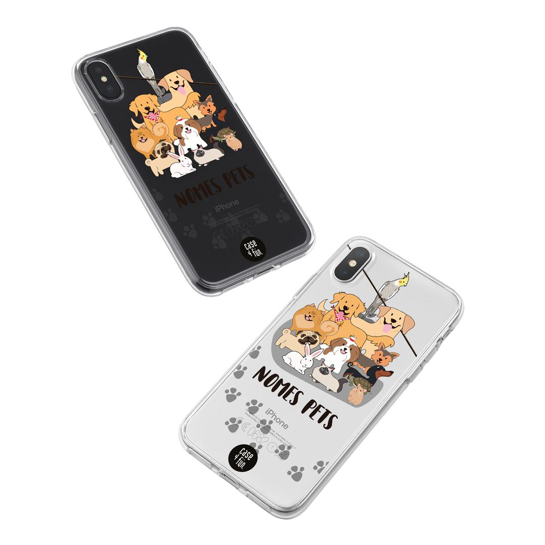 Case Pet Personalizado*