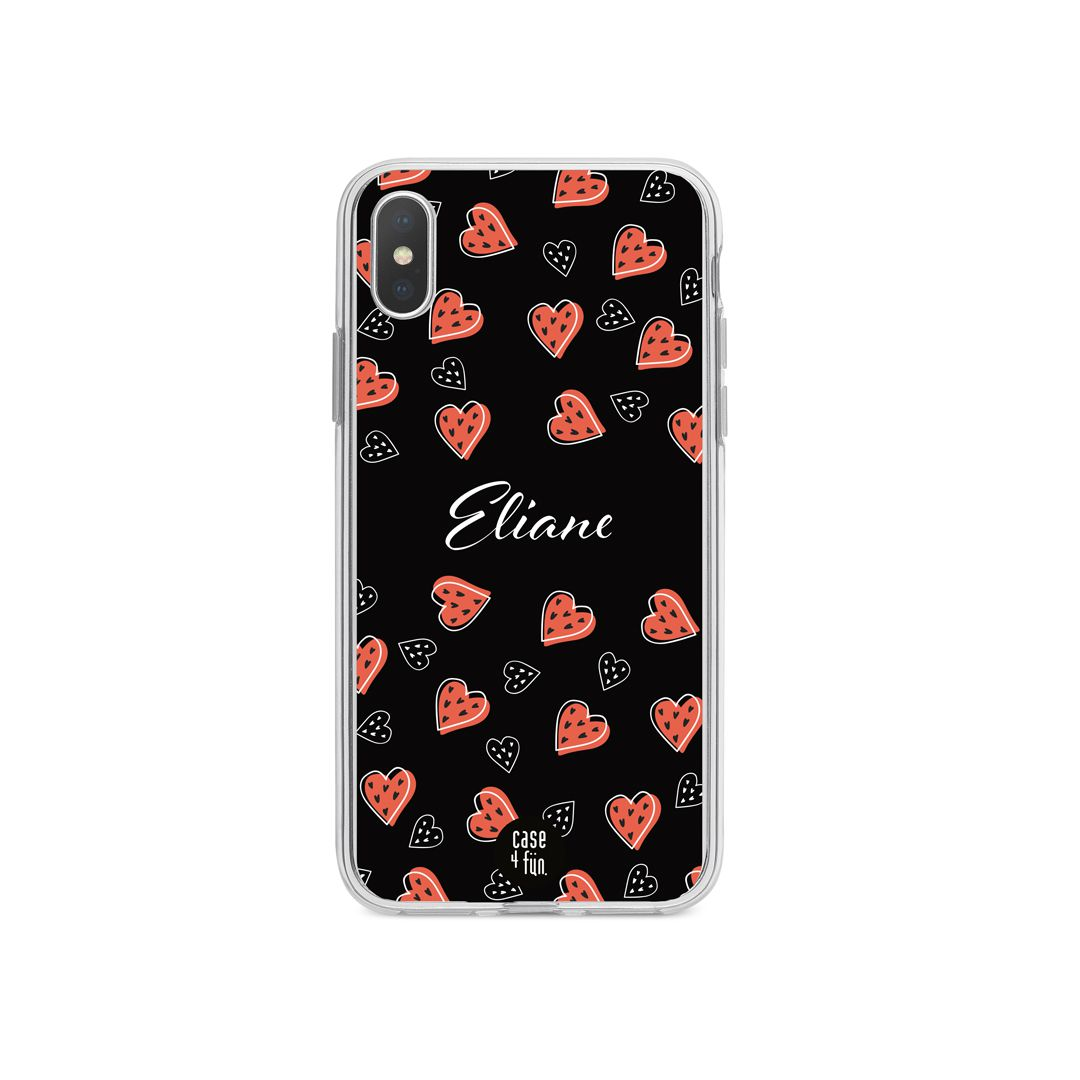 Case Single Hearts