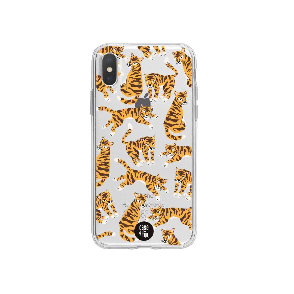 Case Tiger's Pattern