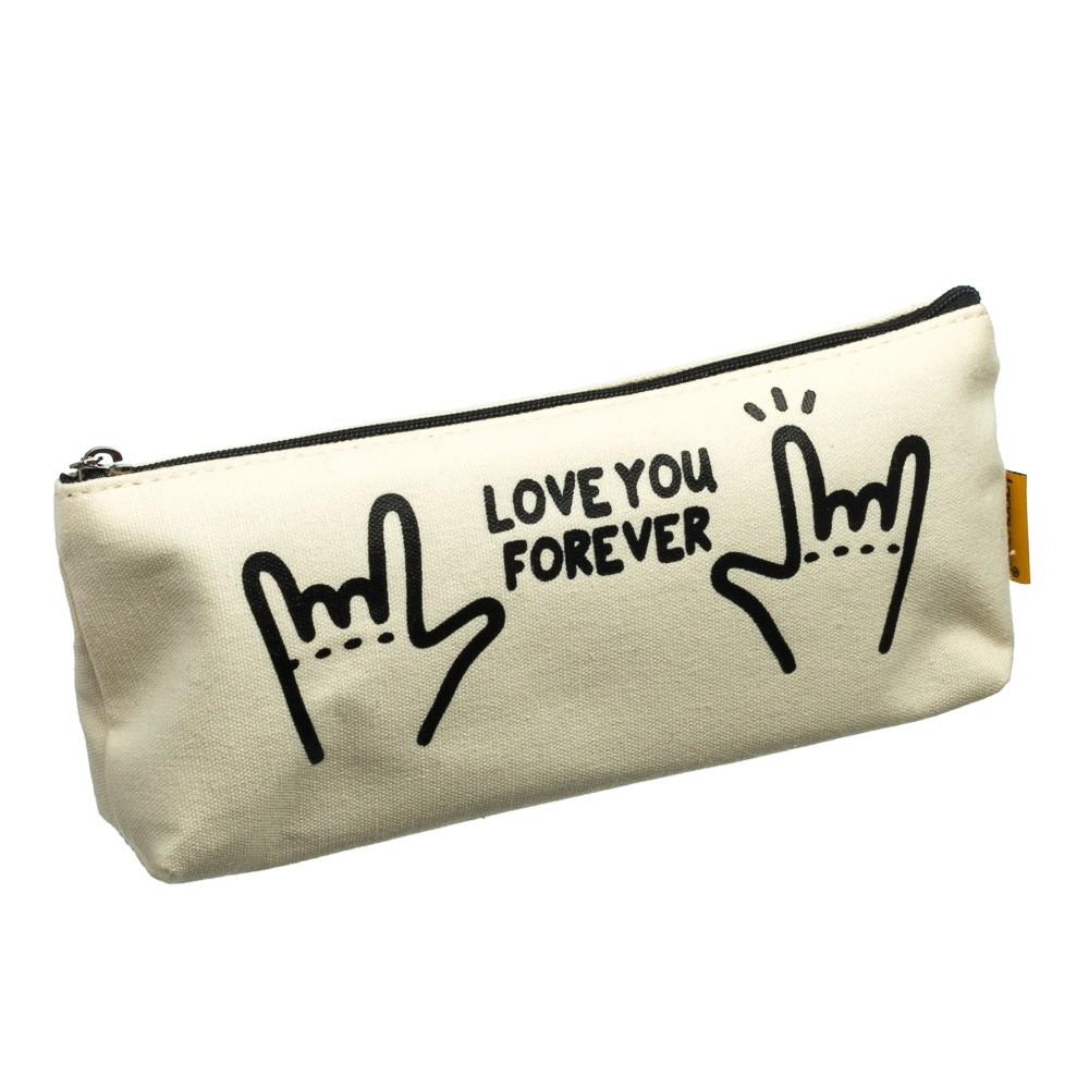 Estojo Fashion Languo Love You