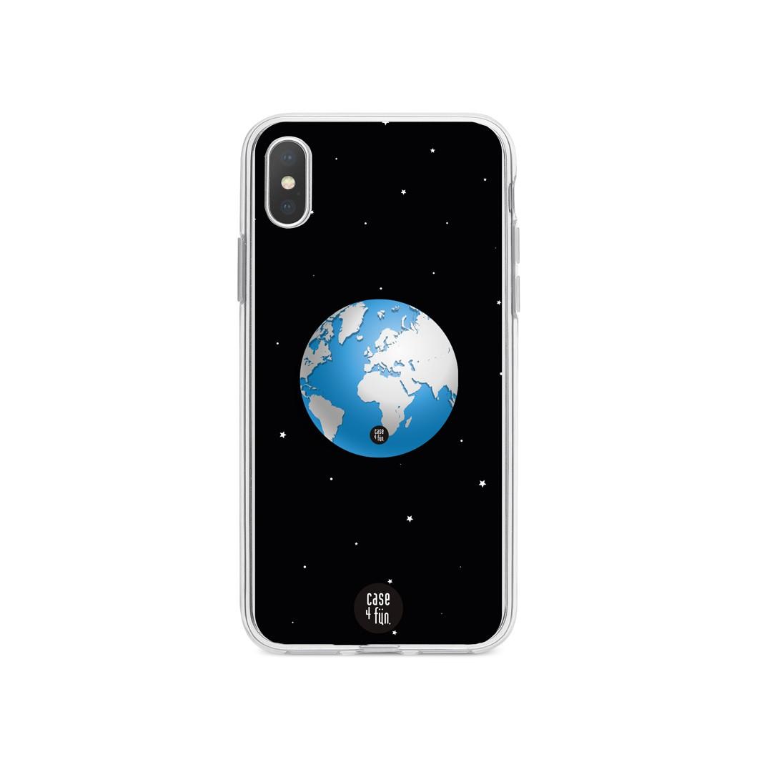 Kit Case Céu Estrelado + Suporte Pop Terra