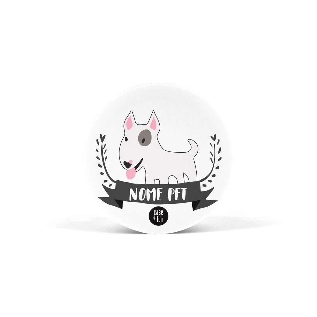 Suporte Pop Pets - Bull Terrier
