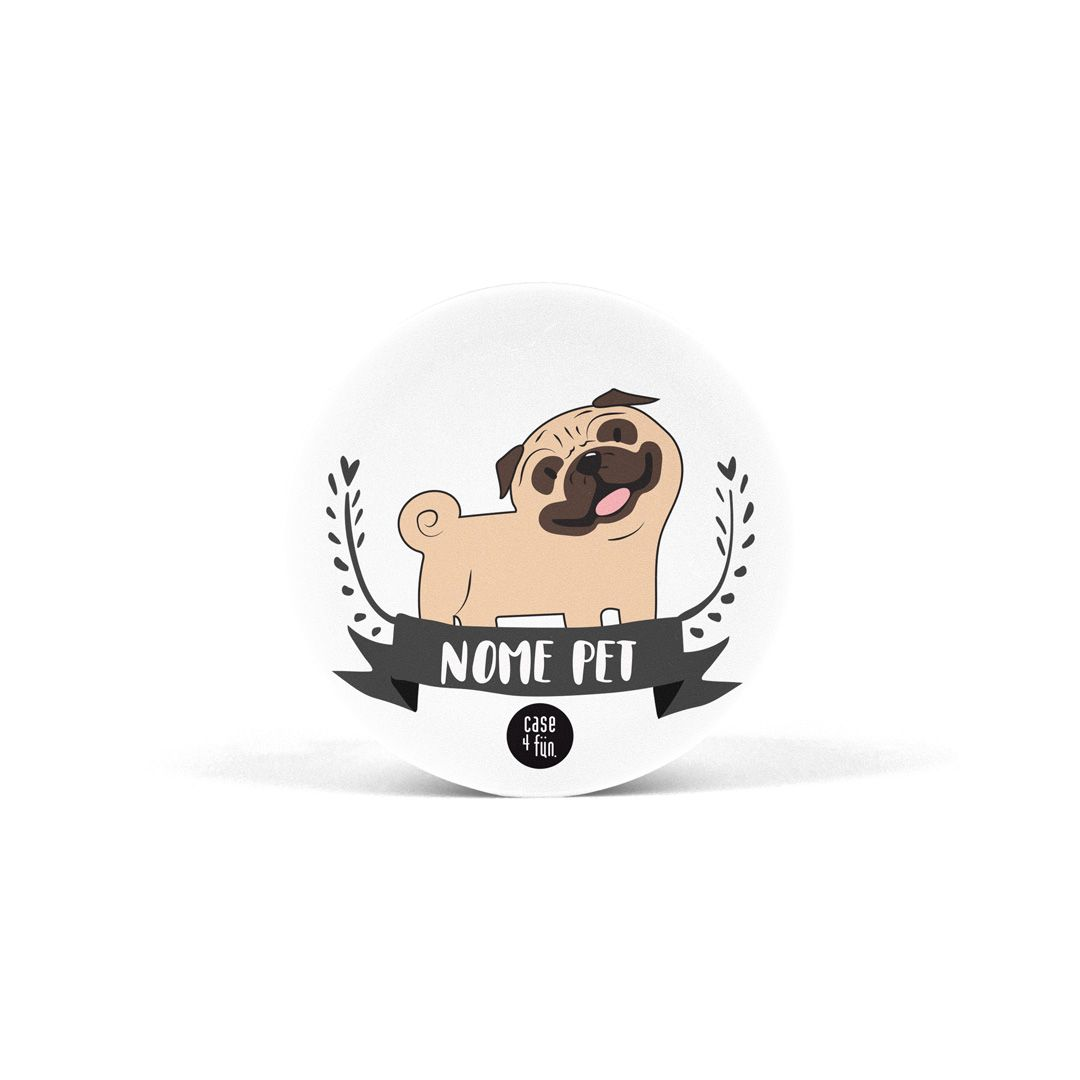 Suporte Pop Pets - Pug