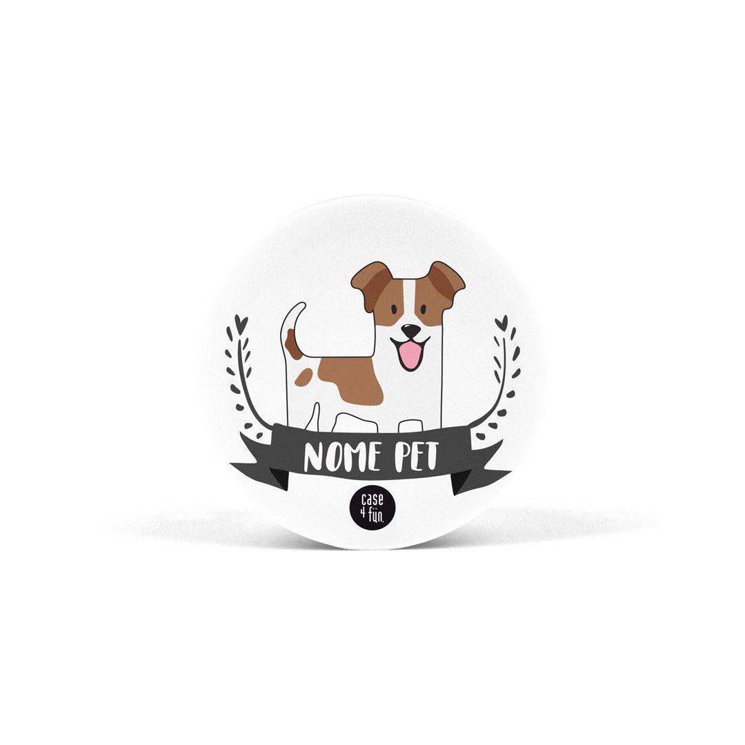 Suporte Pop Pets - Russel Terrier