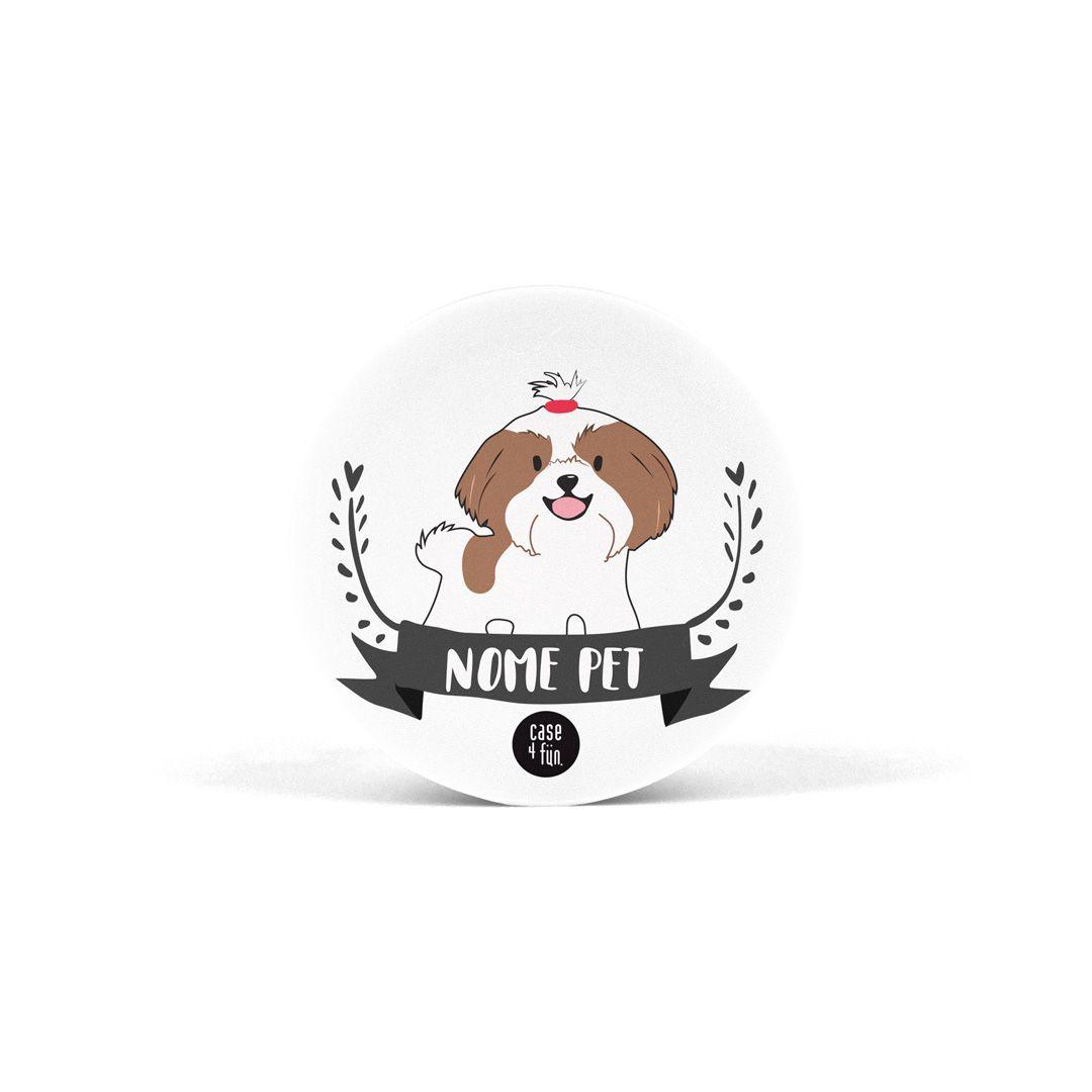 Suporte Pop Pets - Shi-tzu