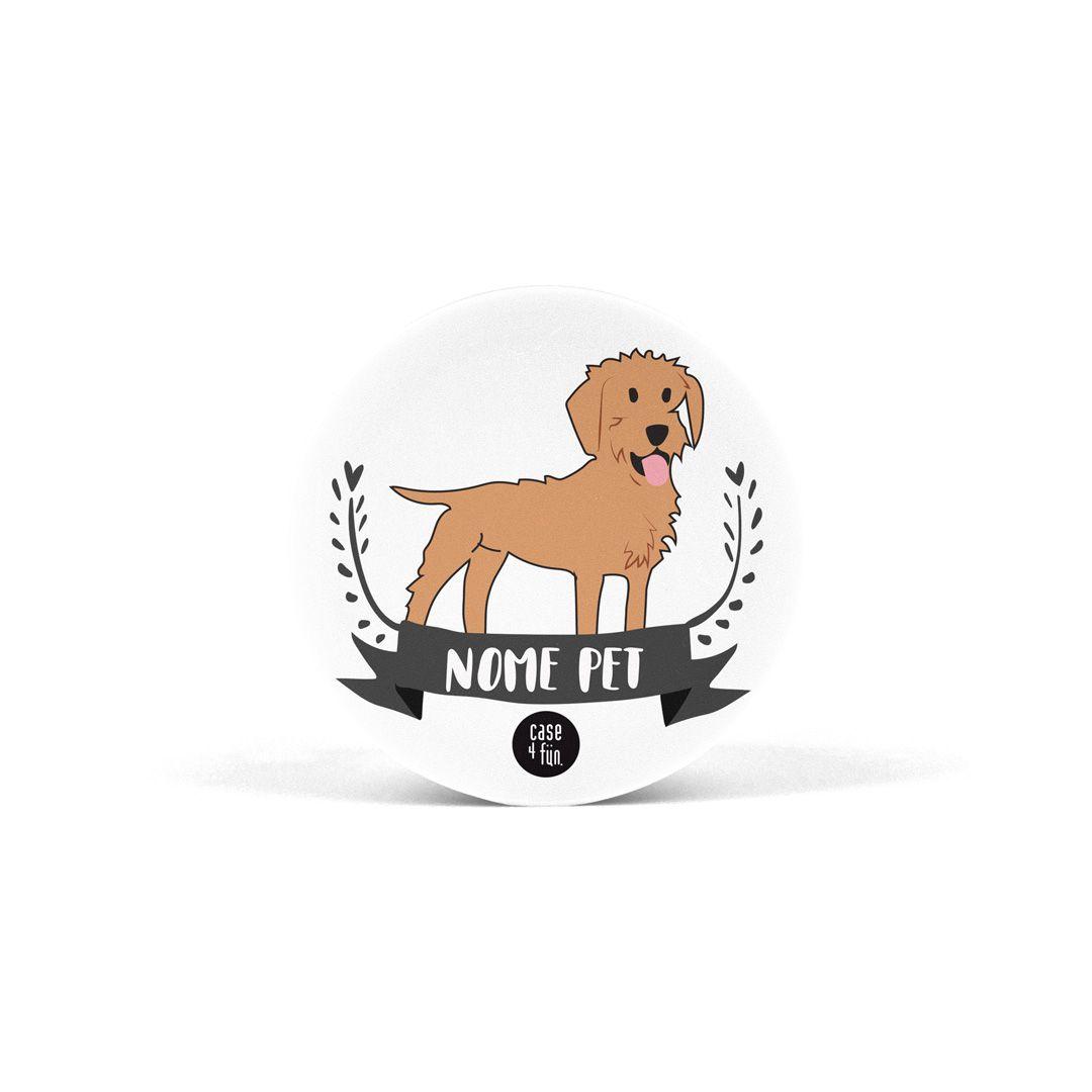 Suporte Pop Pets - Vira-lata Mel