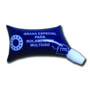 Graxa Azul (80 Gr) - Com  Bico ( Mammoth )