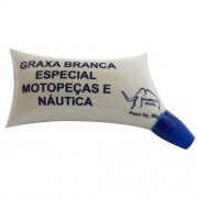 Graxa Branca / Náutica (80 Gr) - Com Bico ( Mammoth )