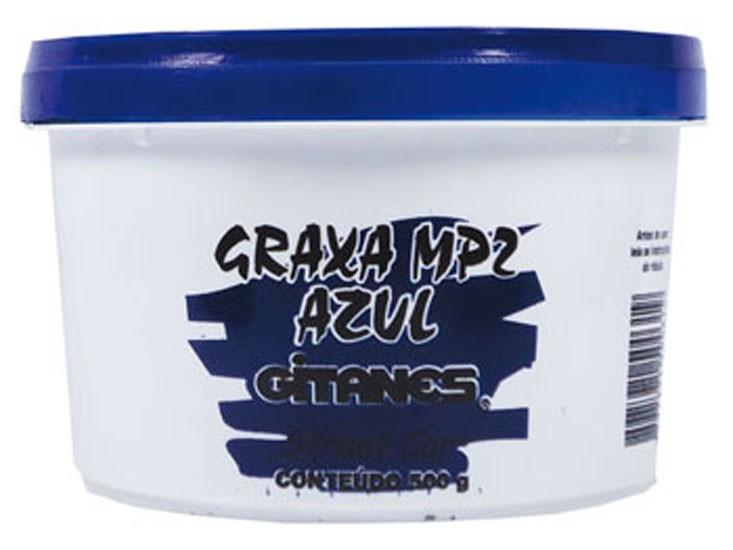 Graxa Azul (500 Gr) - Gitanes