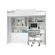 Módulo Office Com Escrivaninha Teen Juvenil - Santos Andira