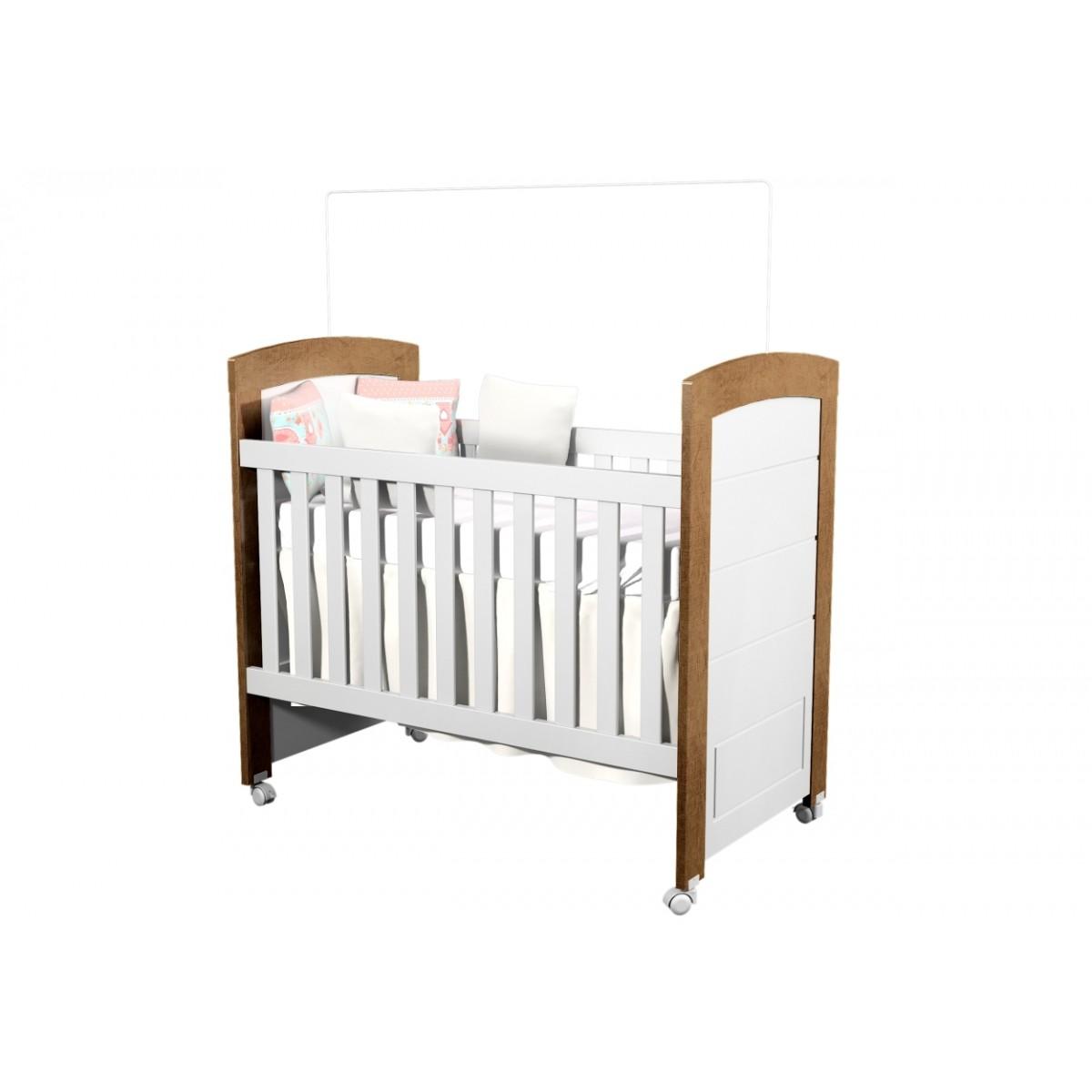 Berço Mini Cama Cléo 5637 - Carolina Baby