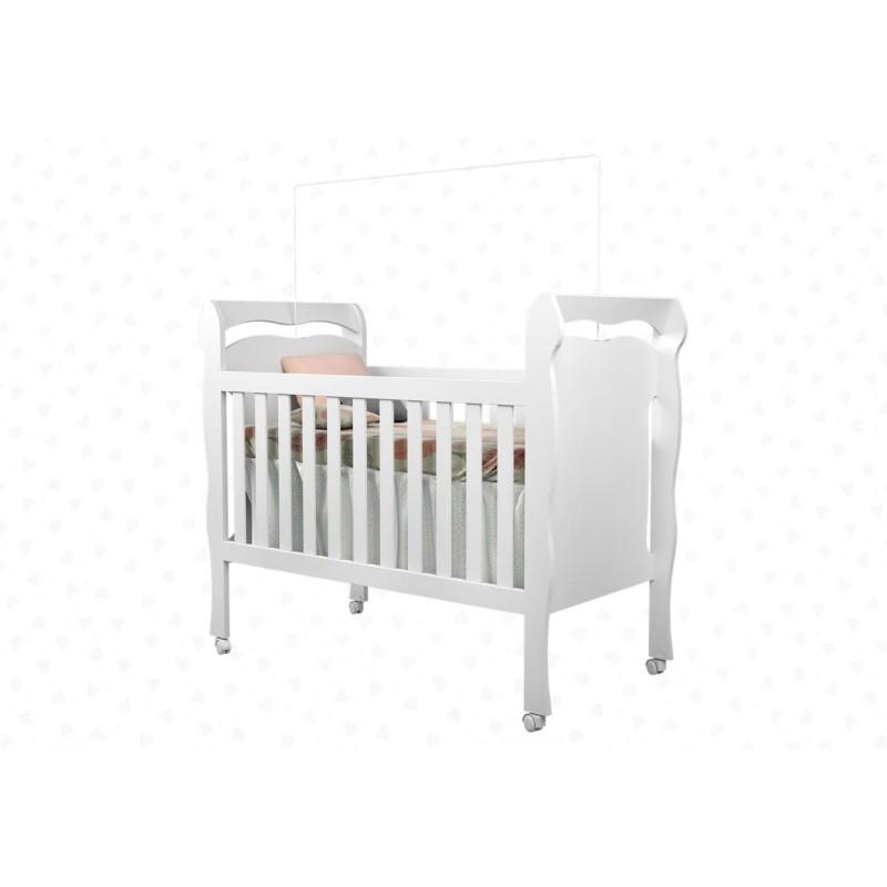 Berço Mini Cama Nanda 457 - Carolina Baby