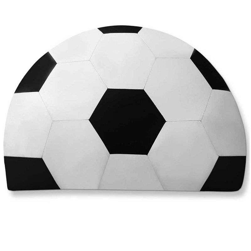 Cabeceira Infantil Bola De Futebol - Jrv Móveis