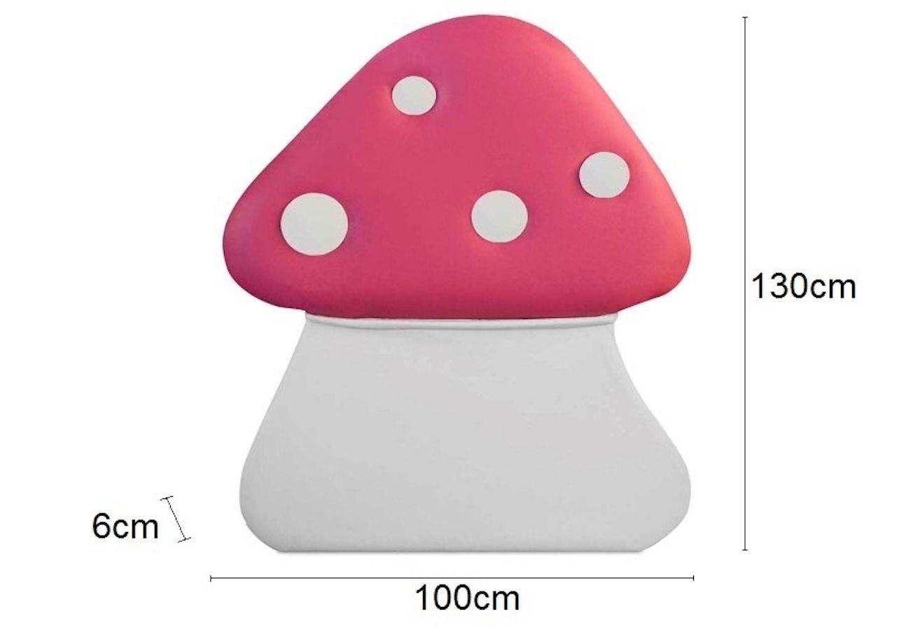 Cabeceira Infantil Cogumelo - Jrv Móveis