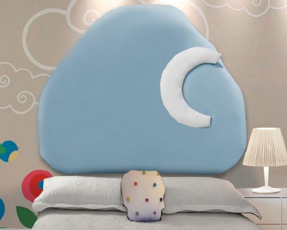 Cabeceira Infantil Nuvens - Jrv Móveis