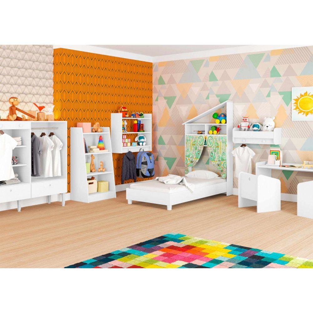 Conjunto Quarto Infantil MONTESSORIANO CJ010 Art in Móveis