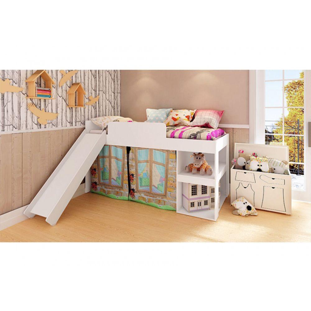 Mini Cama Playground CM3095 Art in Móveis
