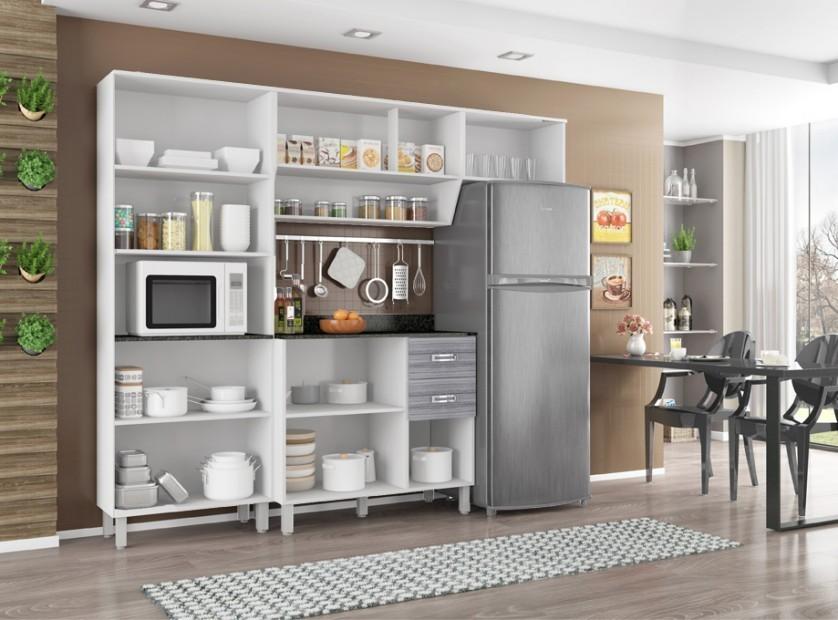 Cozinha 4 Peças Franciele Poliman