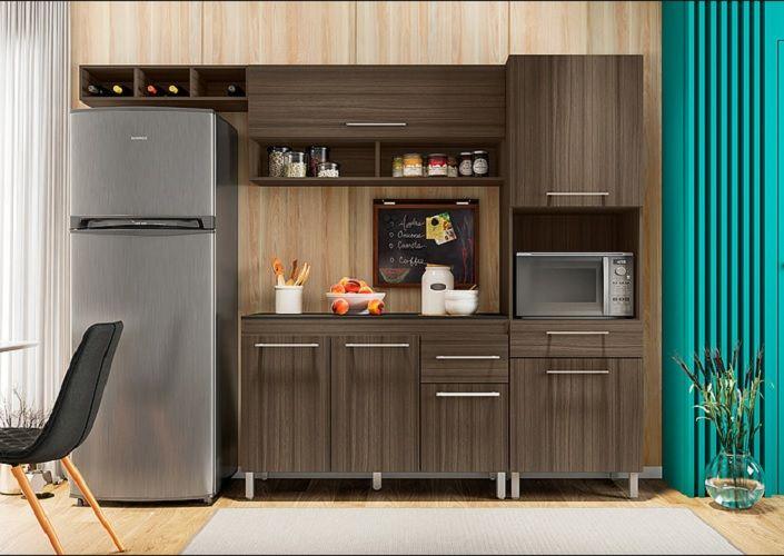 Cozinha 4 Peças Anne Poliman
