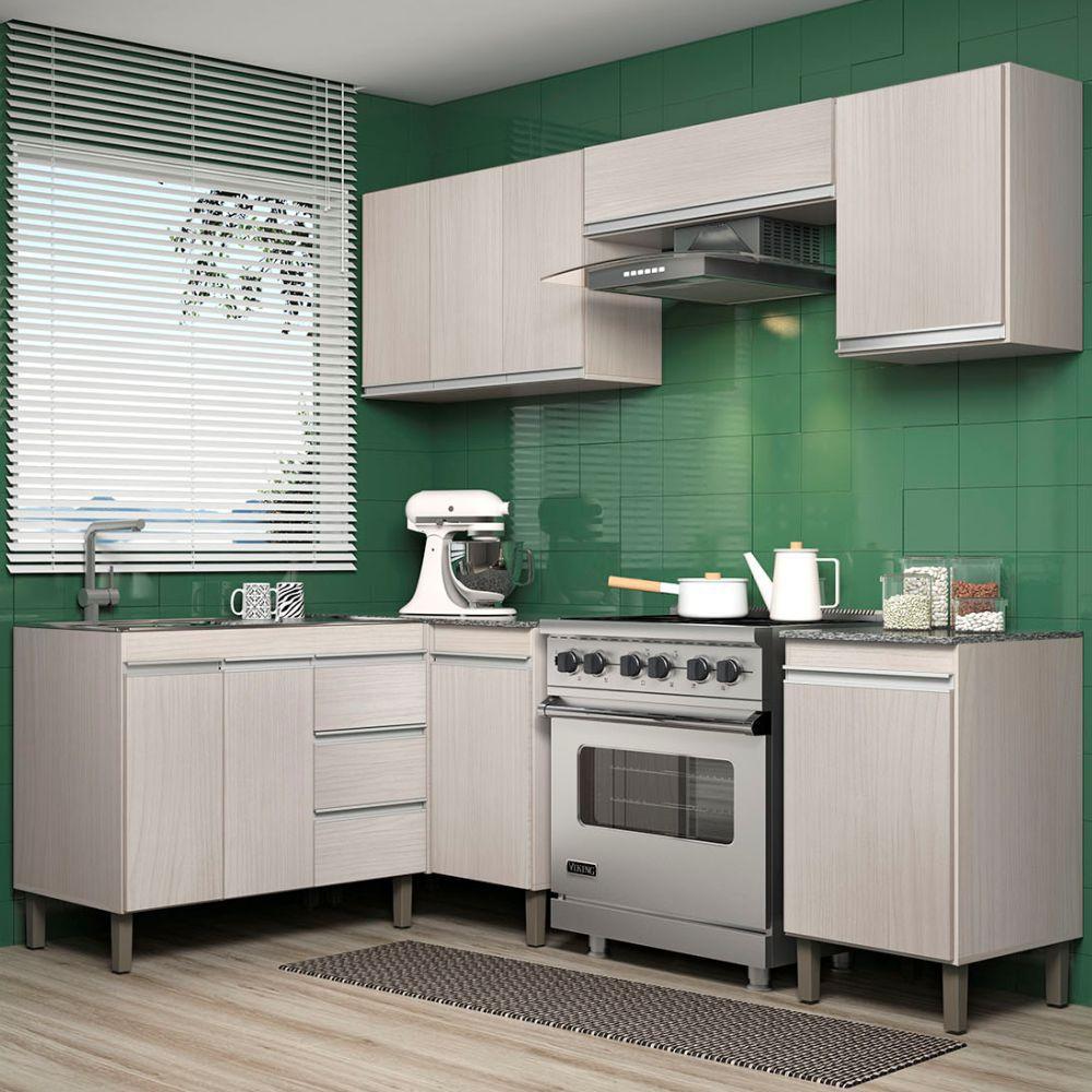 Cozinha Modulada 6 Peças 7750 Karen Peternella