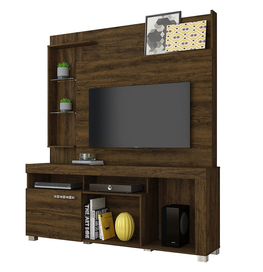 Estante Home Theater Ícaro - Madetec