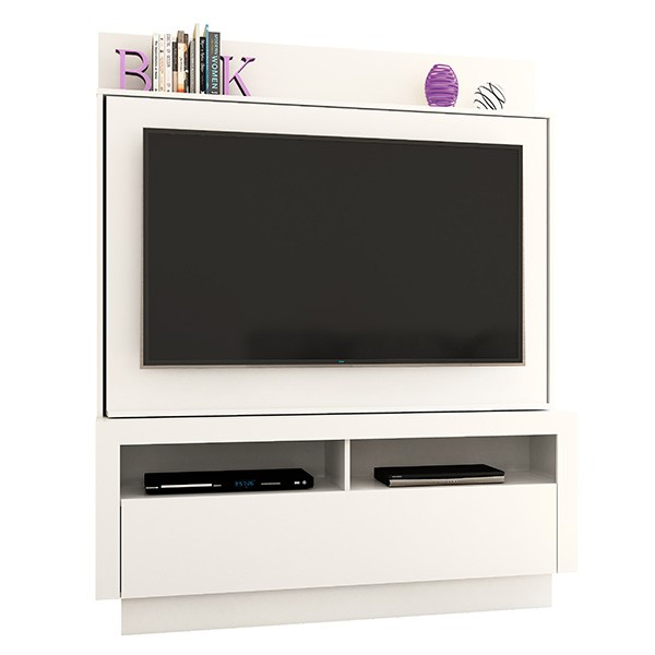 Estante Home Theater Rafael - Madetec