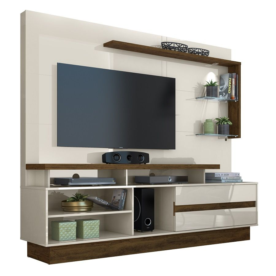 Estante Home Theater Vicente - Madetec