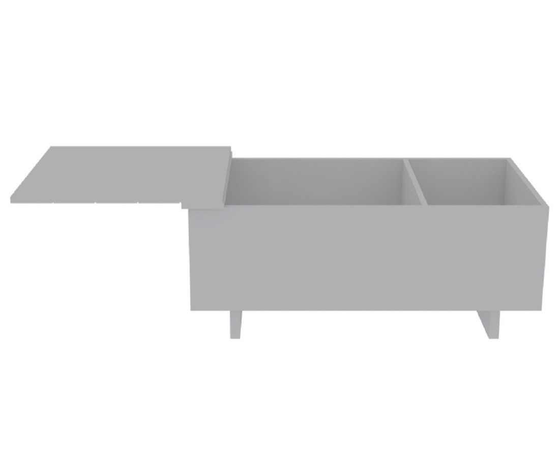 Mesa De Centro Baú Pub Lider Design