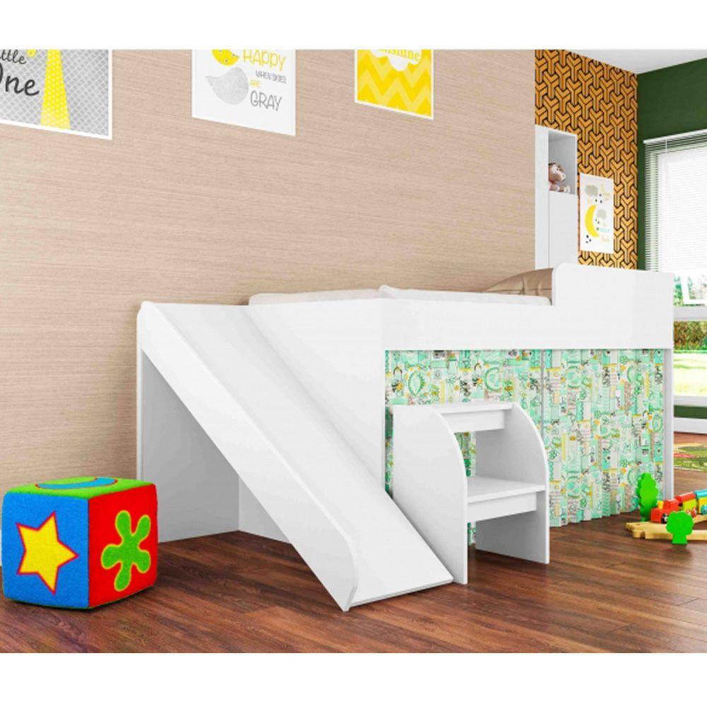 Mini Cama Recreação Meu Fofinho CM3070 Art in Móveis