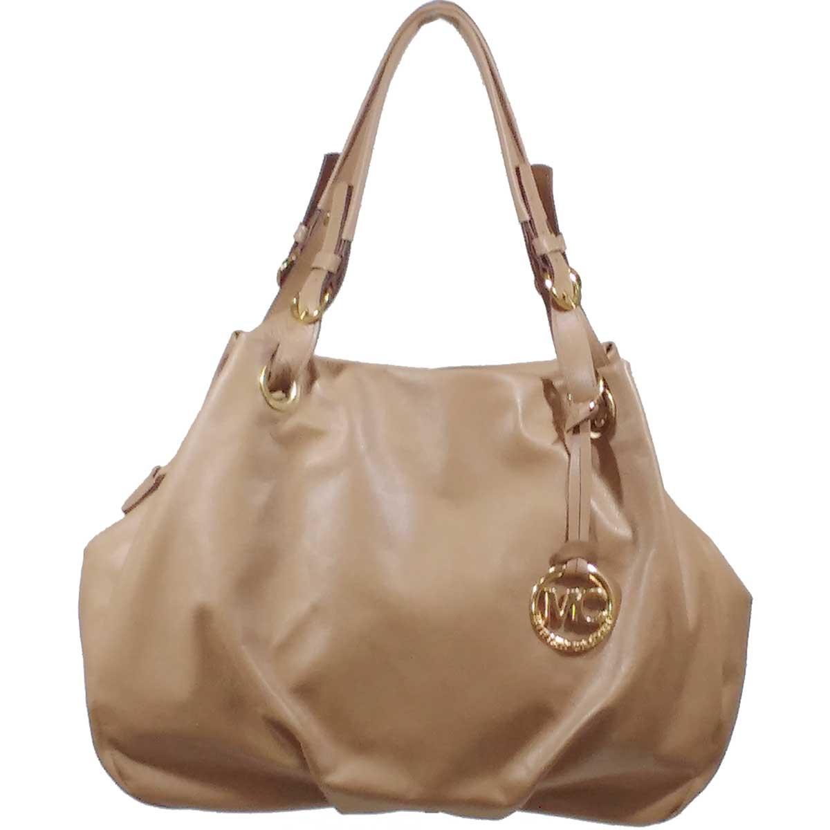 Bolsa Feminina Tipo Saco em Couro Legítimo com Alça Tira Colo Ref.1729 b0feee23f33