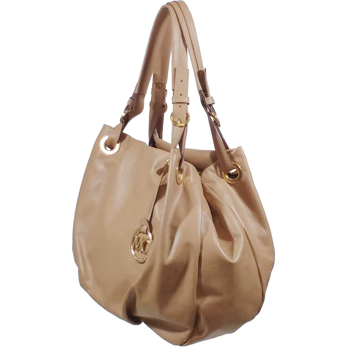 Bolsa De Couro Legitimo Artesanal : Bolsa feminina tipo saco couro leg?timo com al?a tira colo
