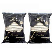 2 Pacotes Ossinho palito para cachorro Petisco Palitinho médio premium 100% natural Dream Pet 1KG 10/5