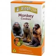 Alimento para primatas Alcon Monkey Cookies - Ração para macaco 600g