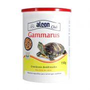 Camarão Desidratado Para Répteis - Alimento Gammarus para tartarugas Alcon 110g
