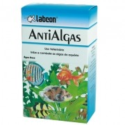 Eliminador de algas para água de aquários AntiAlgas Labcon Alcon 15ml