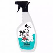 Banho à Seco para cachorro e gato KDog Disney 500ml - Banho a seco rápido e prático para pets