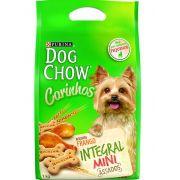 Biscoito para Cães Petisco Nestlé Purina Dog Chow Carinhos Integral Mini - 1 Kg