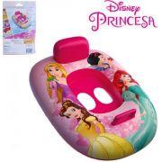 Boia Bote Infantil fralda com encosto e pegador 74x58cm Princesas Disney