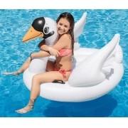 Boia Inflável para piscina Cisne Branco Intex 57557 (Boia das Blogueiras Famosas)