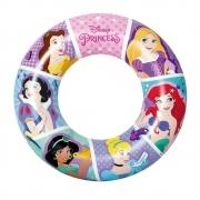 Boia redonda Princesas infantil Bestway 3 a 6 anos até 27kg