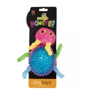 Brinquedo Pelúcia Para Pets Monster Plush Abelha PowerPets