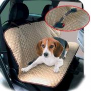 Capa protetora para Banco de Carro para transporte de cachorros gatos - Capa Protetora de banco traseiro Chalesco