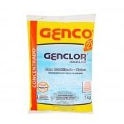 Cloro Estabilizado concentrador Genco Genclor 1kg.