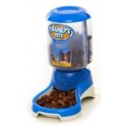 Comedouro Automático com reservatório 1kg Automático Para Cachorro E Gato Truqys