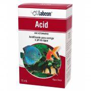 Condicionador Água Labcon Peixes Acid - Acidificante para corrigir o ph ( acidez ) da água da aquário 15ml