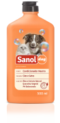 Condicionador para Cachorro Sanol Neutro 500ml