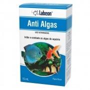 Eliminador de algas em água de aquários Anti Algas Alcon 15ml: Elimina as micro algas, água verde