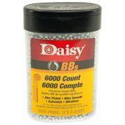 Esfera de aço Daisy BB 4,5mm 6000 unidades