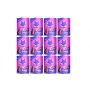 Fardo 12 Latas alimento úmido para gatos patê Petty & Gato Peixe 280g - 12 latinhas de patê de Peixe para gatos